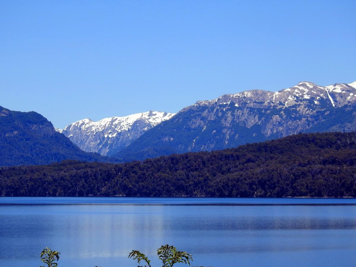 Zdjęcia: Ruta 4o, Willa La Angostura, Jezioro Correntoso, ARGENTYNA