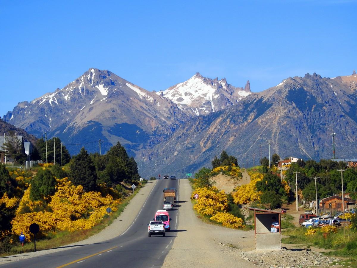 Zdjęcia: Bariloche, Rio Negro, Andy, ARGENTYNA