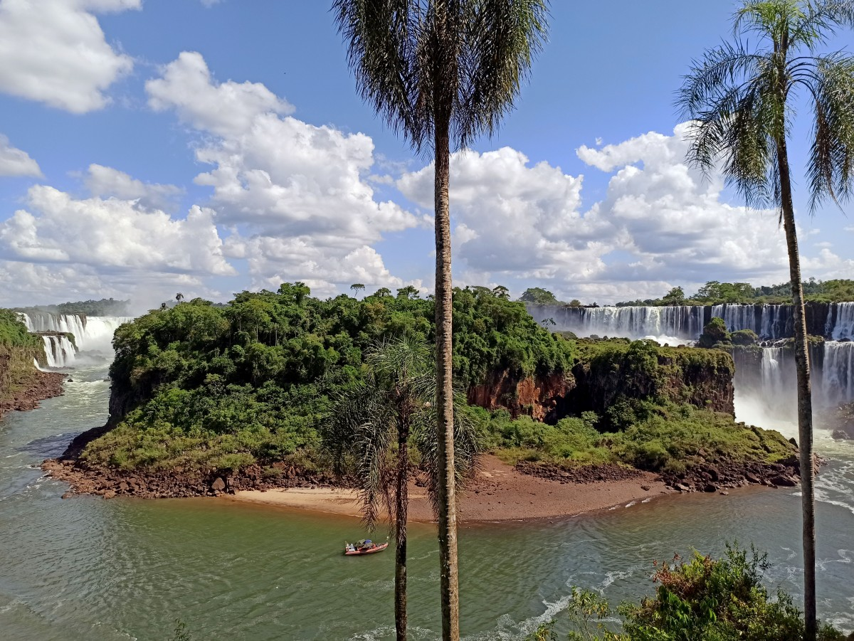 Zdjęcia: Iguasu, Corientes, Iguasu-panorama, ARGENTYNA