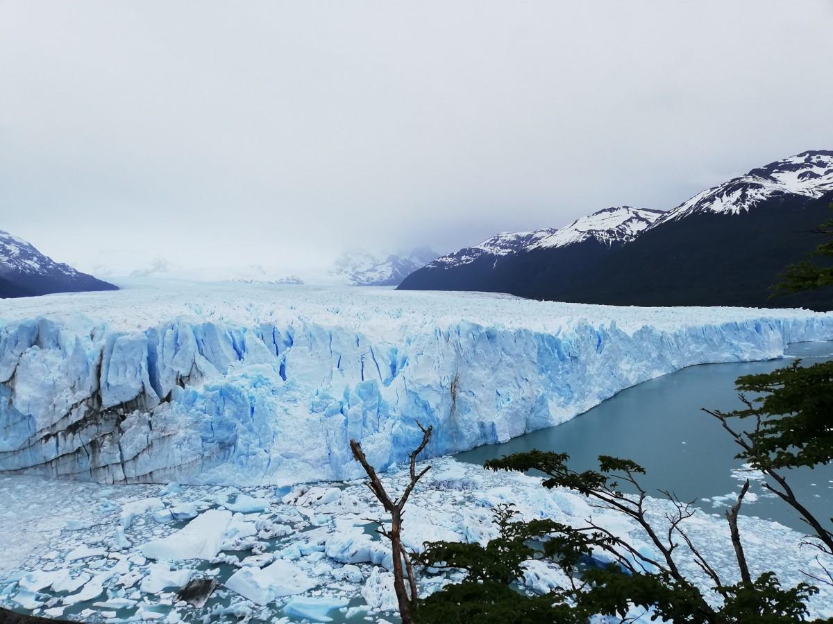 Zdjęcia: Parque Nacional Perito Moreno, Santa Cruz, Glaciar Perito Moreno, ARGENTYNA
