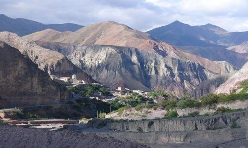 Zdjęcie ARGENTYNA / Jujuy / Iruya / Za górami, za.....
