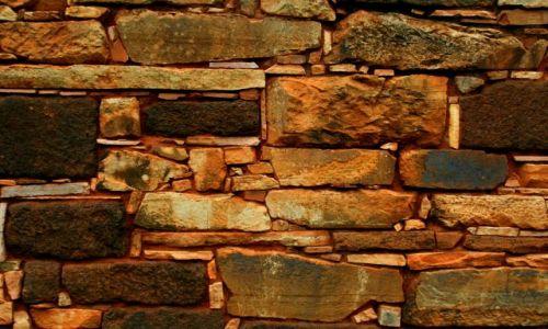 Zdjecie ARGENTYNA / - / San Ignacio Mini / Niesamowite mur