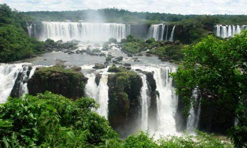 Zdjecie ARGENTYNA / Iguassu Falls / Iguassu Falls / Iguassu Falls