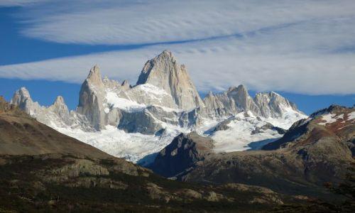Zdjecie ARGENTYNA / Santa Cruz (Patagonia) / Los Glaciares (El Chalten) / Konkurs Fitz Roy