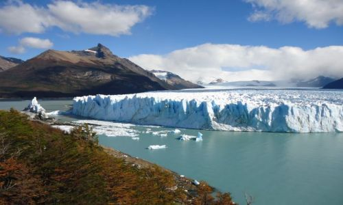 Zdjecie ARGENTYNA / Santa Cruz (Patagonia) / Los Glaciares (El Calafate) / Konkurs Natura w obiektywie - Lodowiec