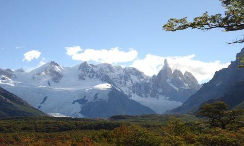 Zdjecie ARGENTYNA / Santa Cruz (Patagonia) / Los Glaciares (El Chalten) / Cerro Torre