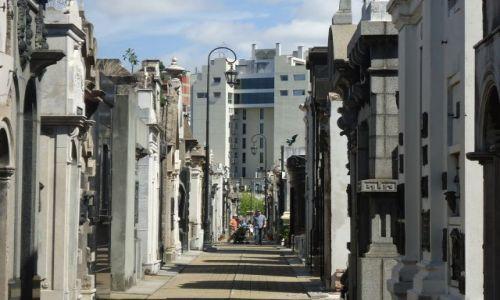 Zdjęcie ARGENTYNA / Buenos Aires / dzielnica Recoleta / Recoleta