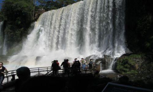 Zdjęcie ARGENTYNA / -Argentyna -  / Argentyna / Wodospady Inguassu