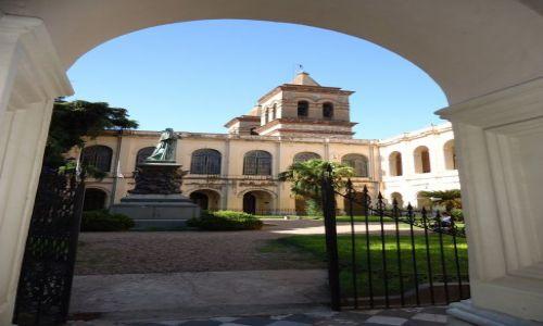 ARGENTYNA / Cordoba / Cordoba / Manzana od strony dziedzińca