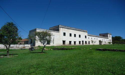 ARGENTYNA / Cordoba / Colonia Caroya / Estancia Caroya - widok ogólny