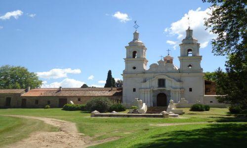 ARGENTYNA / Cordoba / Santa Catalina / Estancia Santa Catalina