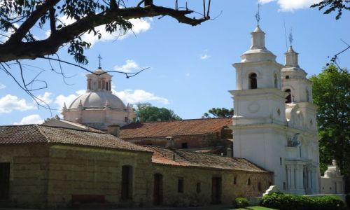 ARGENTYNA / Cordoba / Santa Catalina / Kościół Santa Catalina