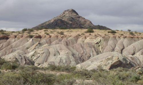 Zdjecie ARGENTYNA / San Juan / Park Narodowy Ischigualasto / Jak w Kapadocji ...