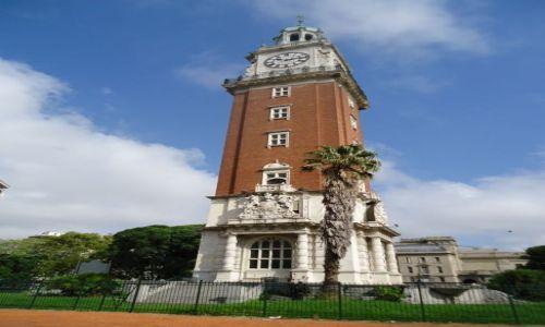 Zdjęcie ARGENTYNA / Buenos Aires / Dzielnica Retiro / Wieża