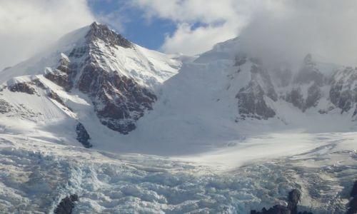 Zdjecie ARGENTYNA / Santa Cruz (Patagonia) / Park Narodowy Los Glaciares (cz. północna) / Potęga gór