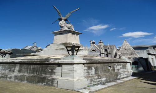 Zdjęcie ARGENTYNA / Buenos Aires / Recoleta / Recoleta (II)
