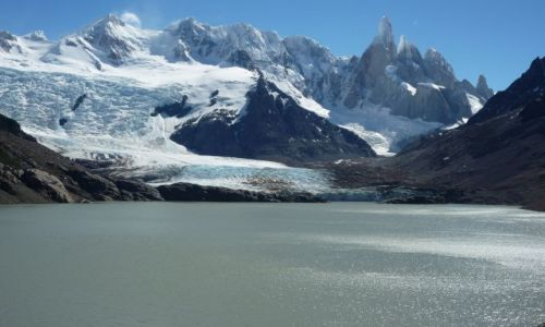 Zdjecie ARGENTYNA / El Chalten / Andy El Chalten / Cerro Torre