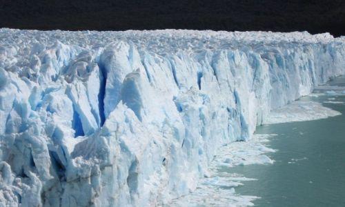 ARGENTYNA / Patagonia / Los Glaciares / Glaciar Moreno