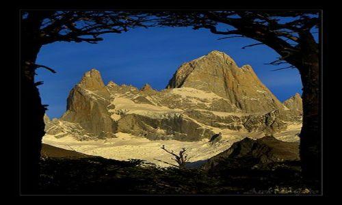 Zdjęcie ARGENTYNA / patagonia / patagonia / gdzies w patagonii