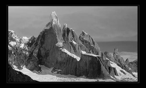 Zdjecie ARGENTYNA / patagonia / patagonia / gdzies w patago