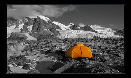 Zdjęcie ARGENTYNA / patagonia / patagonia / gdzies na lodowcu 3