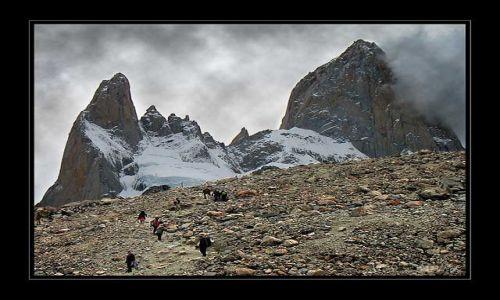 Zdjecie ARGENTYNA / patagonia / patagonia / gdzies w patagonii 4
