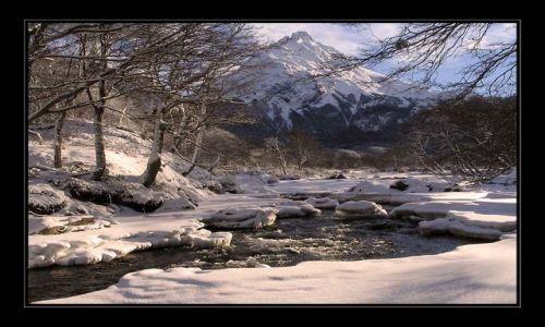 Zdjecie ARGENTYNA / patagonia / patagonia / gdzies na ziemi ognistej