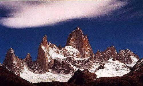 ARGENTYNA / Patagonia / znad laguny de los Tres / Fitz Roy
