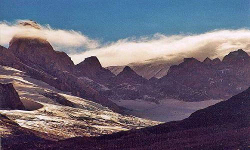 Zdjecie ARGENTYNA / Patagonia / masyw Cerro Torre / iglice