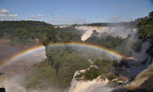 ARGENTYNA / Puerto de Iguazu / Iguazu / Wodospady Iguazu