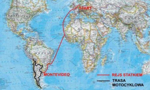 Zdjecie ARGENTYNA / Argentyna / Argentyna / Trasa - Projekt MS Chrobry