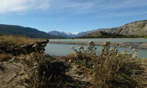 Zdjecie ARGENTYNA / Patagonia / El Chalten / Piękne okolice El Chalten