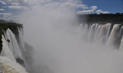 Zdjęcie ARGENTYNA / Parana / Puerto de Iguazu / Wodospady Iguazu