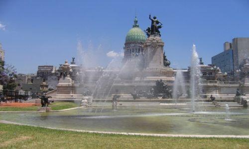 Zdjęcie ARGENTYNA / Prawy brzeg La Platy i nad rzeka Riachuelo / Buenos Aires / Boskie Buenos