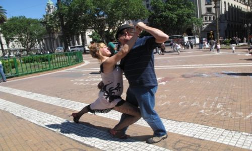 Zdjecie ARGENTYNA / Buenos Aires / Buenos Aires / Tango