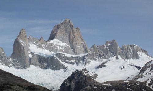 Zdjecie ARGENTYNA / Patagonia / Patagonia / Fitz Roy