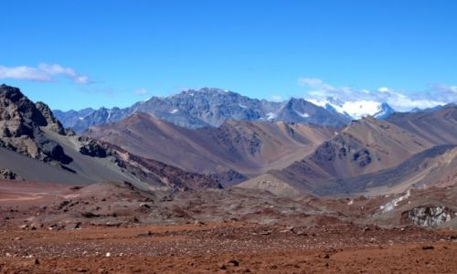 Zdjecie ARGENTYNA / Andy / Aconcagua / Andy 4