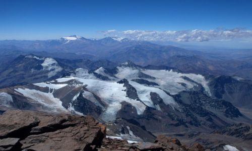 Zdjecie ARGENTYNA / Andy / Aconcagua / Na szczycie 2