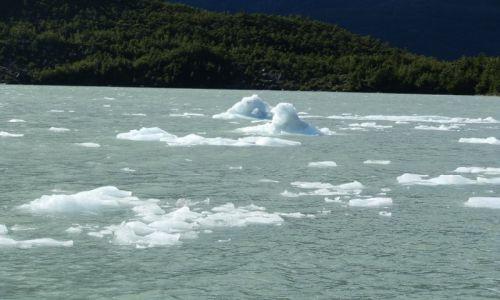 Zdjecie ARGENTYNA / Patagonia / Patagonia / Góry lodowe