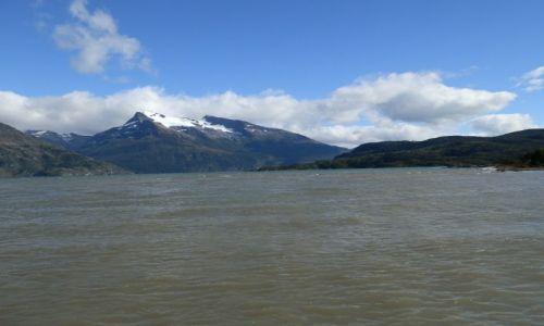 Zdjecie ARGENTYNA / Patagonia / Patagonia / Patagoński krajobraz