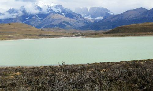 Zdjęcie ARGENTYNA / Patragonia / Patagonia / Aż po horyzont