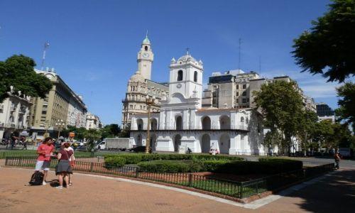 Zdjęcie ARGENTYNA / Stolica / Buenos Aires / Architektonicze wydarzenie