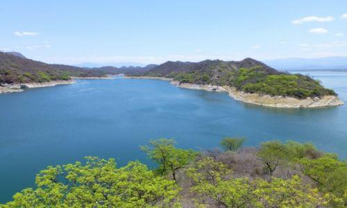 Zdjęcie ARGENTYNA / okolice Salty / sztuczne jezioro La Dique / nad Jeziorem La Dique