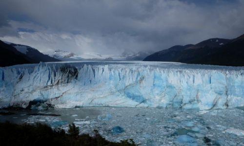 Zdjecie ARGENTYNA / Santa Cruz / Perito Moreno / Perito Moreno