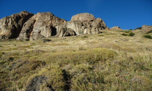 Zdjęcie ARGENTYNA / Santa Cruz (Patagonia) / PN Los Glaciares (cz. północna) / W drodze pod Fitz Roy'a