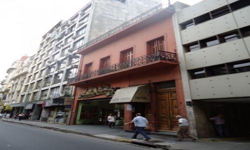 Zdjecie ARGENTYNA / Buenos Aires / Buenos Aires / Polecany hotel w Buenos