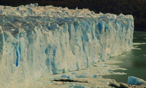 ARGENTYNA / El Calafate / Perito Moreno / Lodowiec Perito Moreno