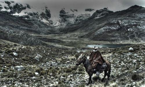 Zdjęcie ARGENTYNA / Dolina Horcones / Dolina Horcones / Gauchos