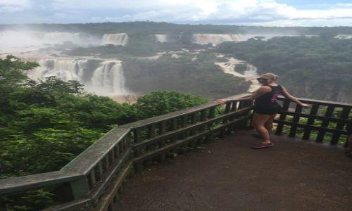 Zdjęcie ARGENTYNA / - / Foz de Iguazu / Iguazu