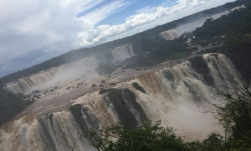 Zdjecie ARGENTYNA / - / Foz de Iguazu / Wodospad Iguazu